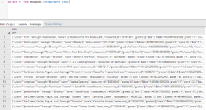 New JSON Data Ingestion Strategy by Using the Power of