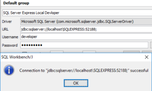 How to Connect to Locally Installed SQL Server Express with