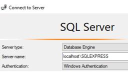 How to Restore AdventureWorks to SQL Server Express – MyDatahack